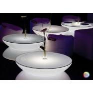 Skleněná stolová deska určená pro Lounge Indoor & Lounge Outdoor