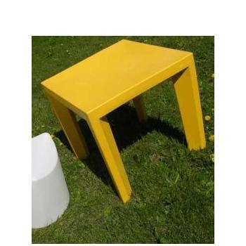Kavárenský zahradní plastový stůl GINO