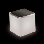 Svítící odkládací stolek KUBO