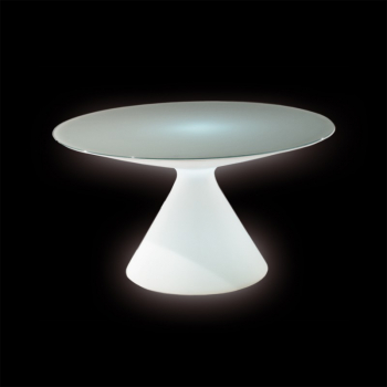 Svítící kavárenský stolek ED
