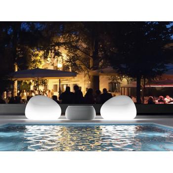 Svítící designové křeslo Gumball Armchair Light