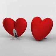 Designové svítidlo LOVE