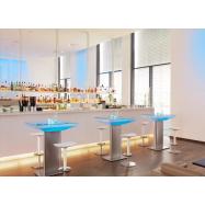 Svítící koktejlový stůl Studio 105