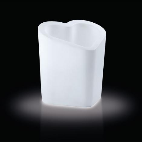 Svítící nádoba MON AMOUR na led