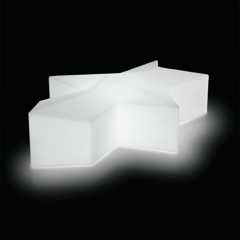Designové svítidlo GLACÉ IN/OUT