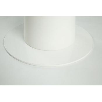 Kavárenský stolek Hopla s kulatou deskou