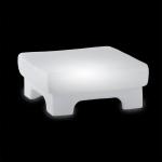 Designový stůl LITTLE TABLE je zajímavý především svým oblým tvarem a originálním vzhledem. Rozměry: 60 x 60 h 25 cm. Určeno pro vnitřní využití.