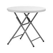 Kavárenský skládací stolek ZOWN Praxis 80 - ø 81,3x74,3 cm