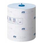 Systém Tork Matic® papírové ručníky v roli (H1) má vysokou kapacitu a je ideální pro vytížené umývárny např. ve školách a letištích. Systém: H1 - Systém papírových ručníků v roli; Počet vrstev: 2; Barva: Bílá; Potisk: NE; Ražba: ANO; Délka role: 150.0 m; Průměr role: 19.0 cm; Vnitřní průměr jádra: 3.8 cm; Karton: 6 rolí.