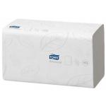 Systém Tork Singlefold papírový ručník poskytuje dávkování po jednotlivých útržcích. Tento systém je ideální pro veřejné prostory. Systém: H3 - Systém se skládáním C-fold a Singlefold (ZZ); Počet vrstev: 2; Barva: Bílá; Potisk: NE; Ražba: ANO; Karton: 15 x 250 ks