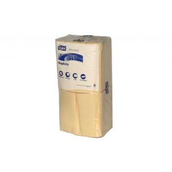 Tork Advanced ubrousky 2-vrst. 33x33, slonová  kost / 250 ks