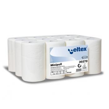 Univerzální ručník v roli CELTEX Maxipull Time se středovým odvíjením