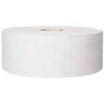 Systém Tork Jumbo (T1) je vhodný pro vysoce frekventovaná místa. Systém T1 - Systém toal. papíru Jumbo, Počet vrstev: 2, Barva: Bílá, Ražba: ANO, Délka role: 360.0 m, Počet útržků: 1800, Průměr role: 26.0 cm, Vnitřní průměr jádra: 5.9 cm