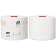Tork toaletní papír 70 m, 3-vrstvý, Ø 13,2 cm, 27 rolí, (T6) Mid-size extra jemný