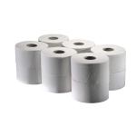 Měrná jednotka: bal. Toaletní papír Tork - Jumbo mini role, 2 vrstvy. Ekonomická délka rolí. Extra měkký a extra pevný, bílý.