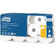 Tork Advanced 2-vrstvý toaletní papír - konvenční role, bal./8ks