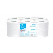 Toaletní papír role Mini Jumbo - 12 ks