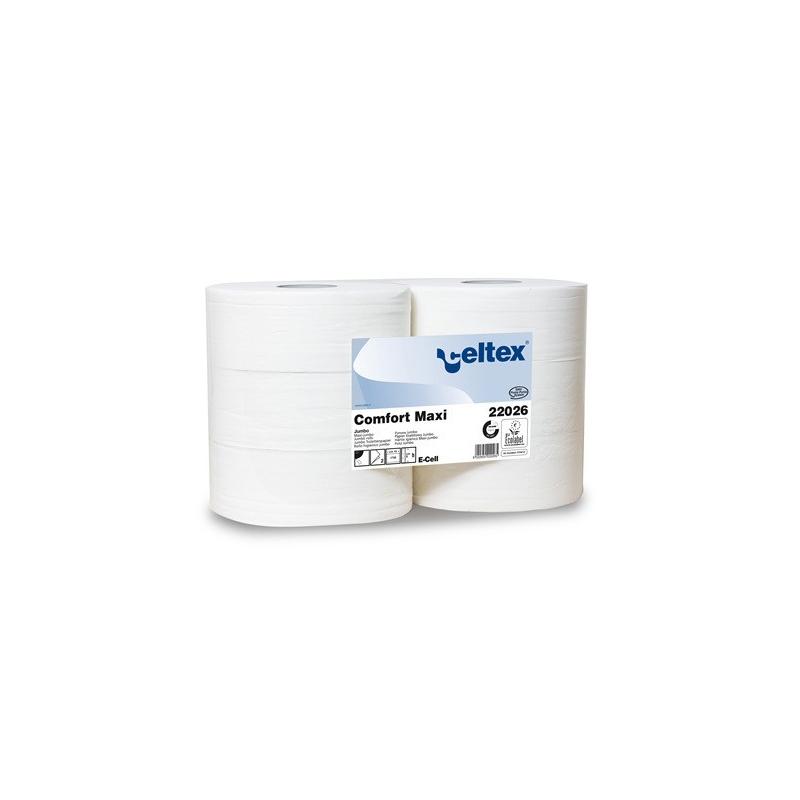 Toaletní papír CELTEX Mini Prof toilet mini Jumbo role