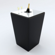 Chladící nádoba na šampaňské k systému Conic