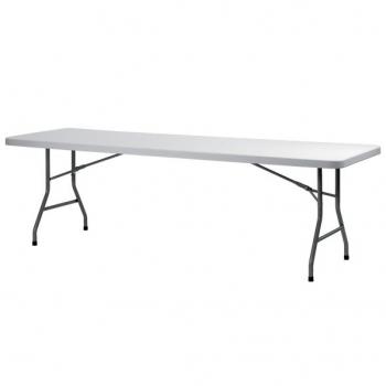 Cateringový skládací stůl ZOWN XL240 - 244 x 76 cm