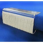 Univerzální rautové spony na ubrusy a potahy 25ks. Určeno pro stoly s deskou 15 - 26 mm.