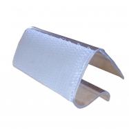 Univerzální rautové spony pro desky s tloušťkou 15 - 26 mm, 25ks