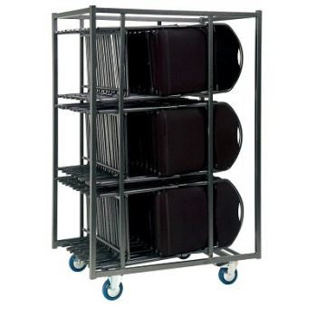 Transportní vozík pro židle SUPER DE LUXE