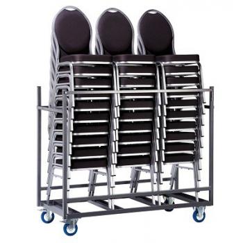 Transportní vozík pro židle Brilliant, Diamond, Budget chair & Pearl