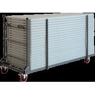 Transportní skládací vozík XLtrolley