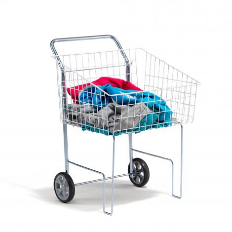 Vozík na prádlo, 600x600x830 mm