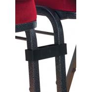 Spojka pro stohovatelné židle
