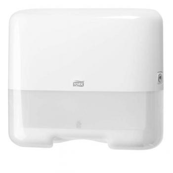 Tork Singlefold/C-fold Mini zásobník na papírové ručníky - bílý