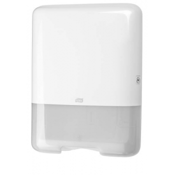 Tork Singlefold/C-fold zásobník na papírové ručníky - bílý