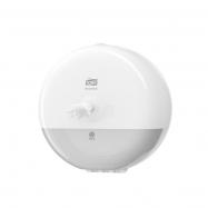 Tork SmartOne Mini zásobník na toaletní papír se středovým odvíjením - bílý