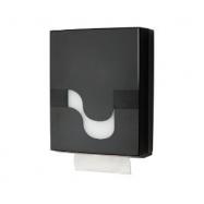 Zásobník CELTEX na skládané papírové ručníky typu V, C, I, ZZ,bílý