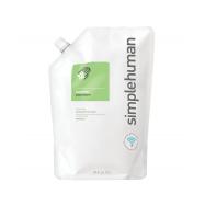 Hydratační tekuté mýdlo Simplehuman – 1 l náhradní náplň s vůní okurky