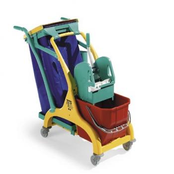 Úklidový vozík TTS Nick Star 10