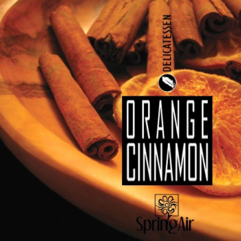 Náplň do osvěžovače - SpringAir Orange & Cinnamon