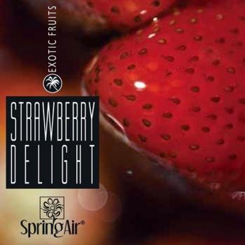 Náplň do osvěžovače - SpringAir Strawberry Delight
