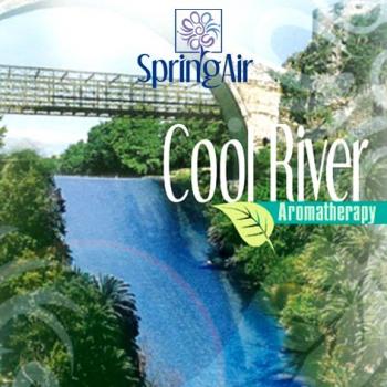 Náplň do osvěžovače - SpringAir Cool River