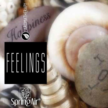 Náplň do osvěžovače - SpringAir Feelings