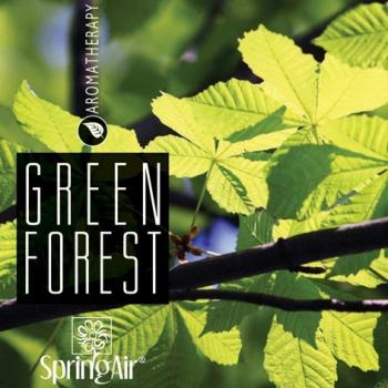 Náplň do osvěžovače - SpringAir Green Forest