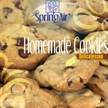 Náplň do osvěžovače - SpringAir Homemade Cookies