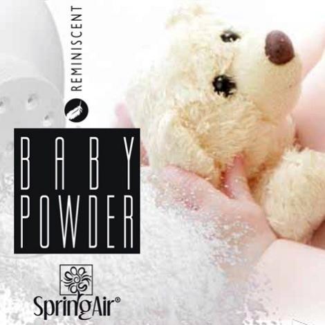 Náplň do osvěžovače - SpringAir Baby Powder