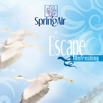Náplň do osvěžovače - SpringAir Escape