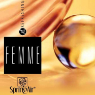 Náplň do osvěžovače - SpringAir Femme