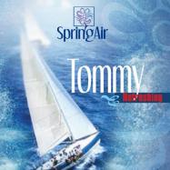 Náplň do osvěžovače - SpringAir Tommy
