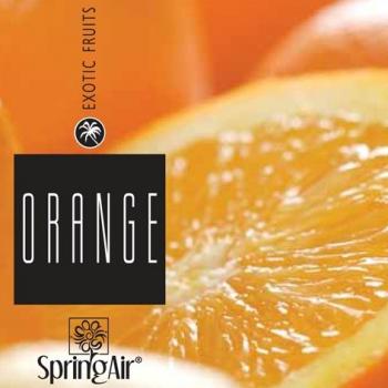 Náplň do osvěžovače - SpringAir Orange