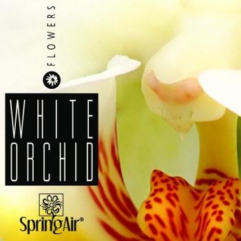 Náplň do osvěžovače - SpringAir White Orchid