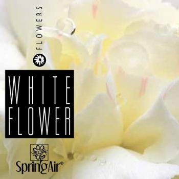 Náplň do osvěžovače - SpringAir White Flower